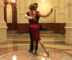 Immerse yourself in the world of tango with our six-week beginner series